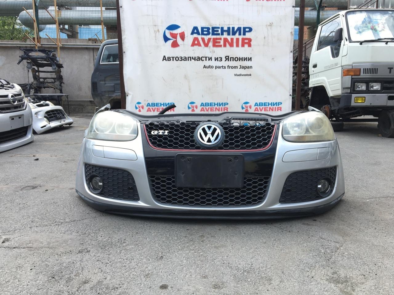 Nose cut Volkswagen Golf BWA