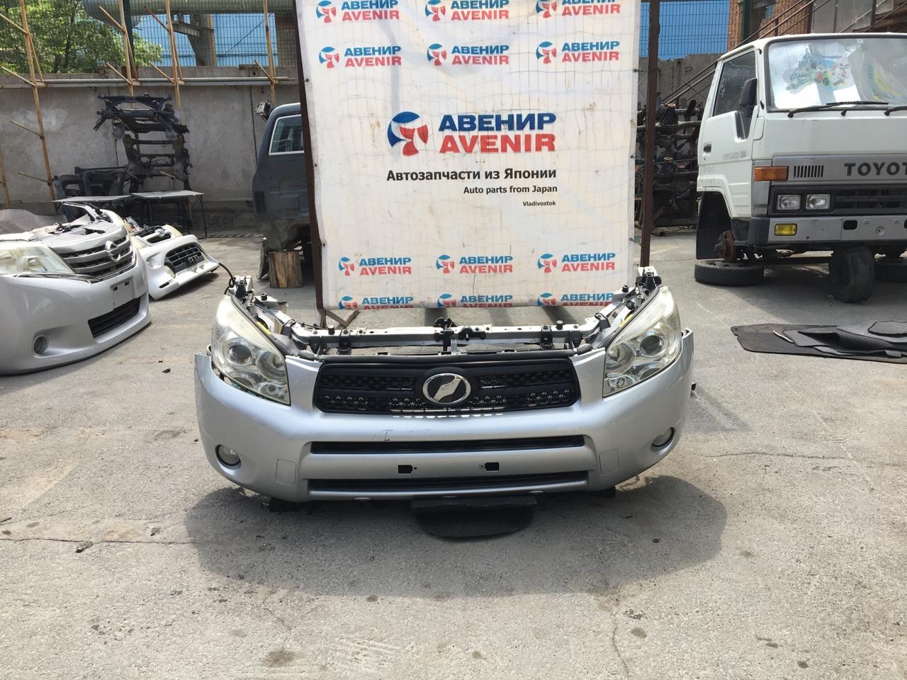 Nose cut Toyota Rav4 ACA31 2AZ-FE