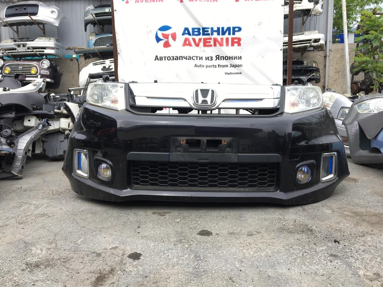 Nose cut Honda Freed Spike GP3 LEA
