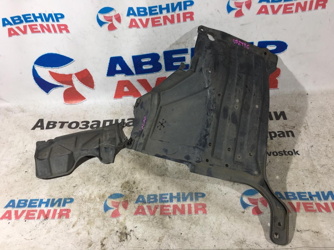 Защита двигателя Suzuki Alto HA36S передняя правая