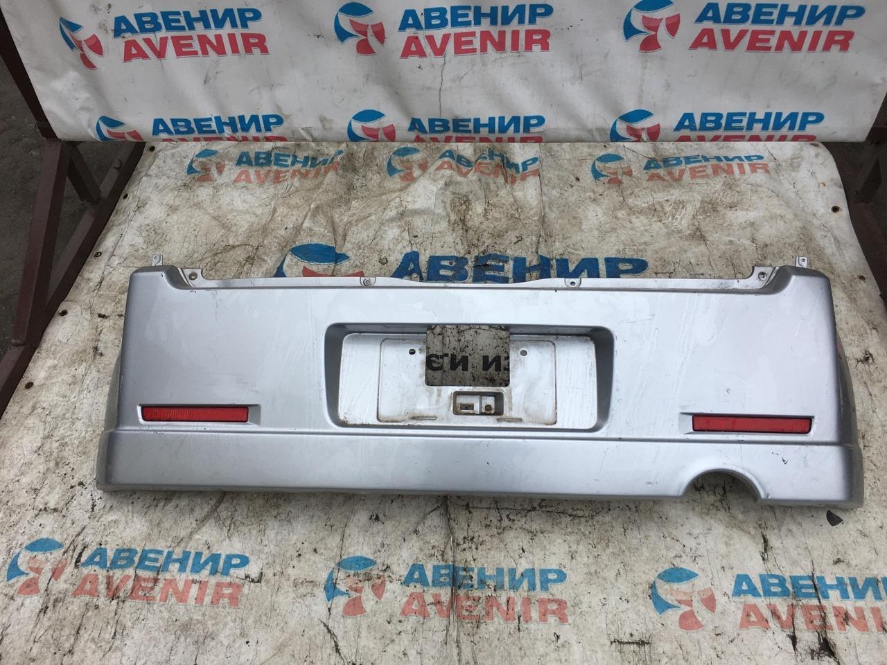 Бампер Nissan Otti H92W задний