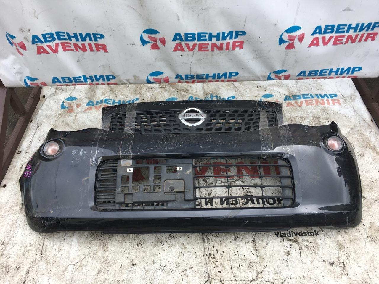 Бампер Nissan Moco MG33S передний