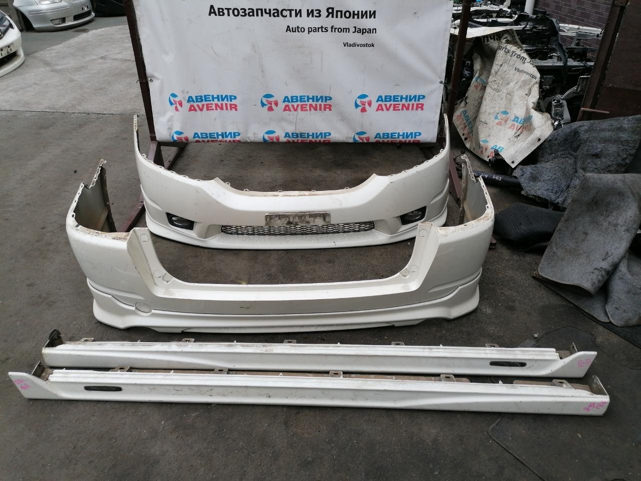 Обвес Honda Odyssey RB1