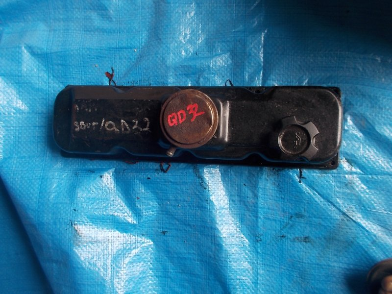 Клапанная крышка Nissan Atlas R8F23 QD32