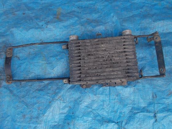 Интеркулер Mitsubishi Pajero V44W 4D56