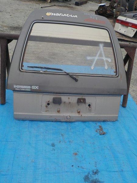 Дверь задняя Subaru Domingo KJ8 EF12 1983 задняя