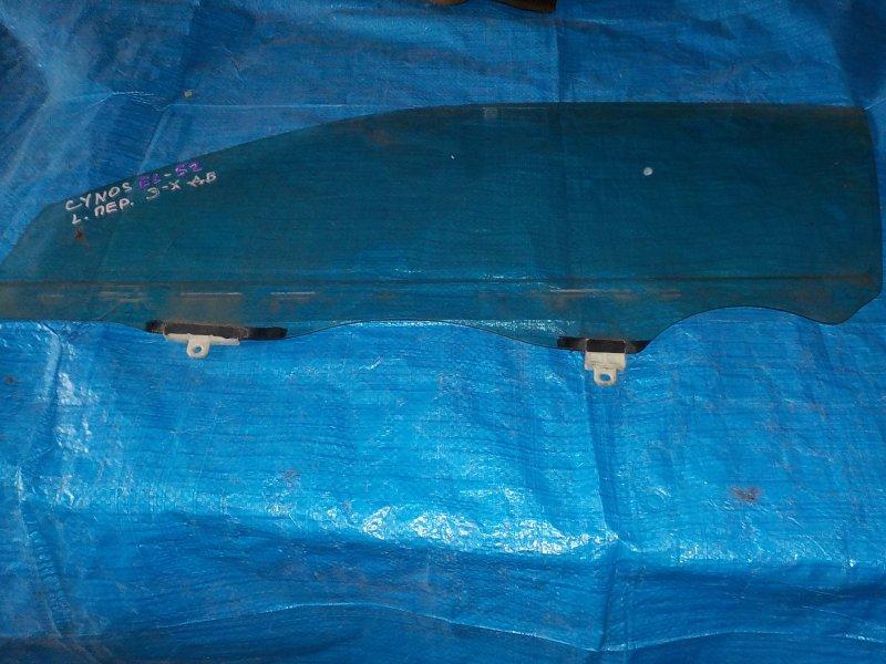 Стекло Toyota Cynos EL52 переднее левое