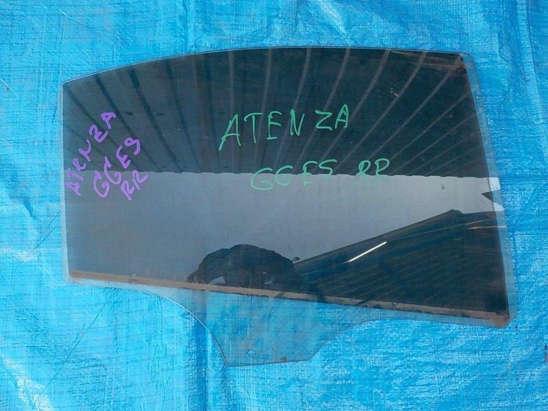 Стекло Mazda Atenza GGES L3VE 2002 заднее правое