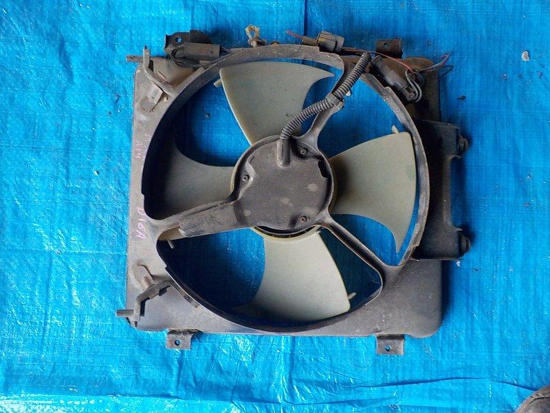 Диффузор Honda Hr-V GH1 D16A 1998