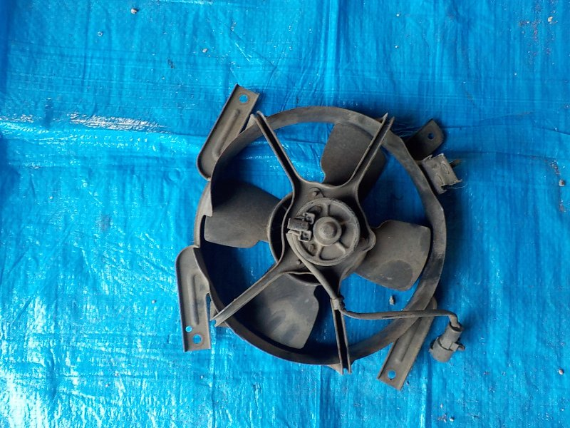Вентилятор радиатора Mazda Titan WGLAT XA