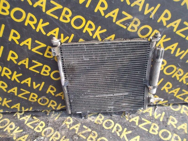 Радиатор кондиционера Suzuki Wagon R Solio MA34S K10A