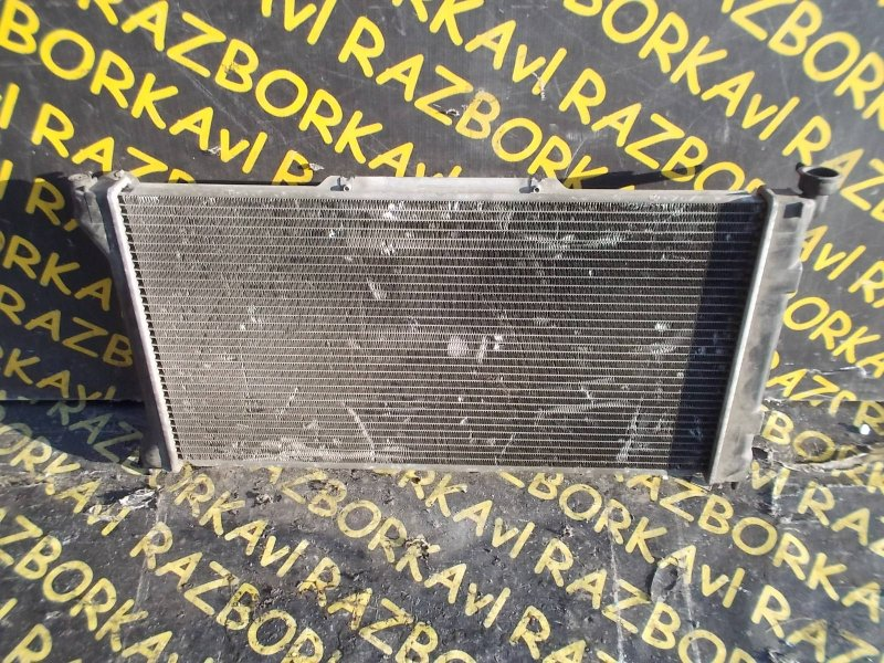 Радиатор основной Subaru Legacy BD2 EJ18