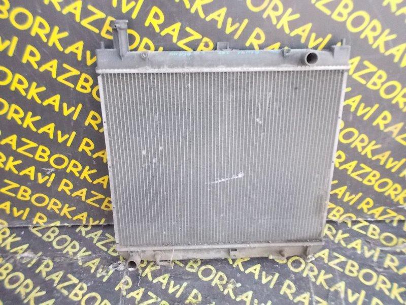 Радиатор основной Toyota Hiace Regius RCH42 1RZE 1997