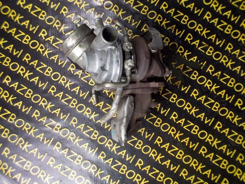 Турбина Subaru Legacy BC5 EJ201 1997 правая
