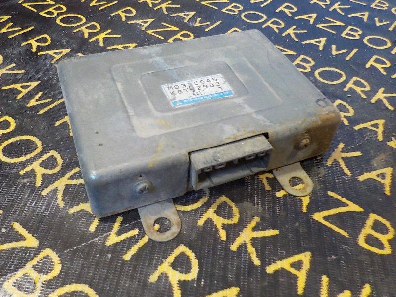 Блок управления св. накала Mitsubishi Chariot N28W 4D68