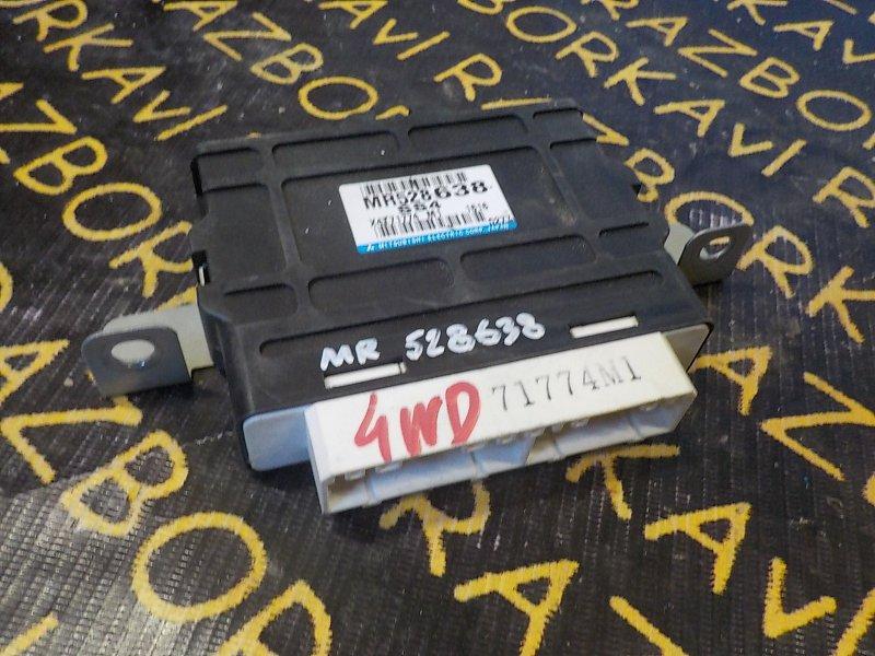Блок управления 4wd Mitsubishi Pajero V63W 6G72