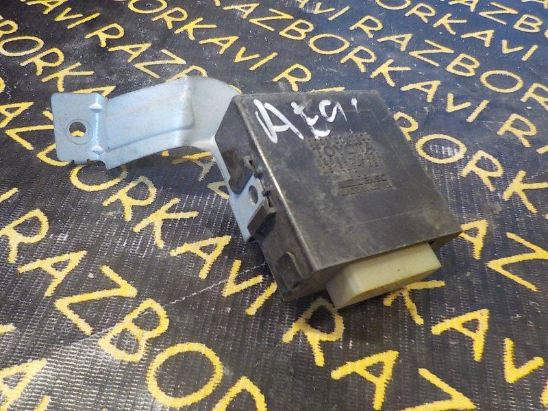 Блок управления замками Toyota Sprinter Carib AE91 1C