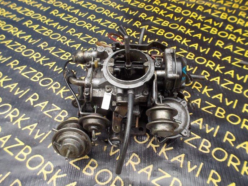 Карбюратор Toyota Carina AT150 3ALU