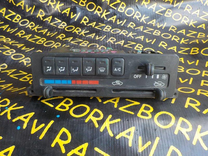 Блок управления климат-контролем Suzuki Wagon R Wide MA61S K10A 1997