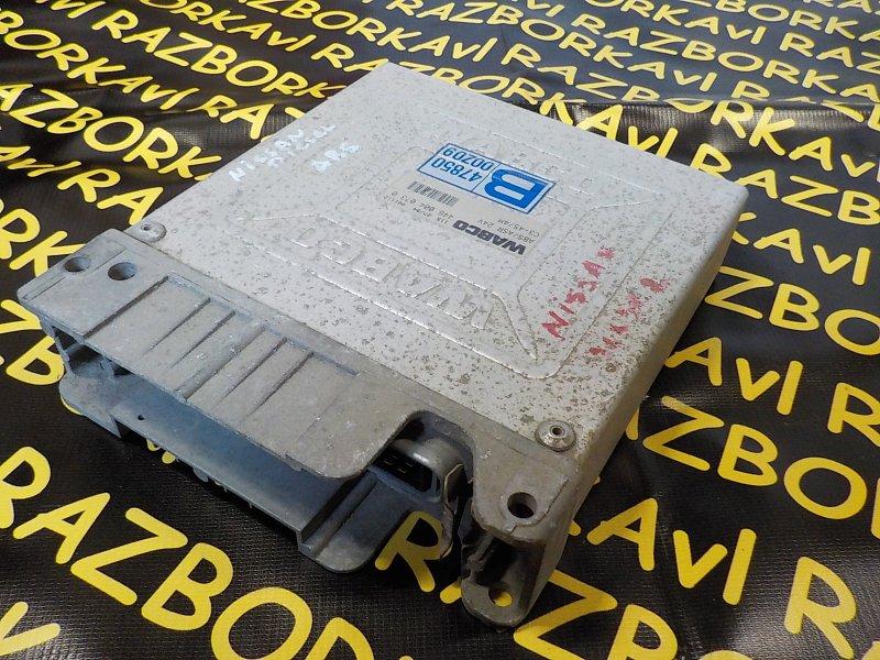 Блок управления abs Nissan Diesel CWA211 RH10