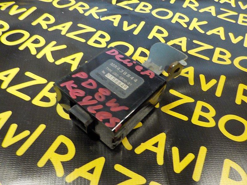 Блок управления замками Mitsubishi Delica PA4W 4D56