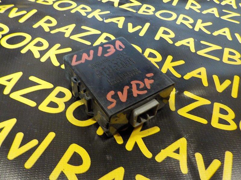 Блок управления радиатором двс Toyota Hilux Surf LN130 2LTE