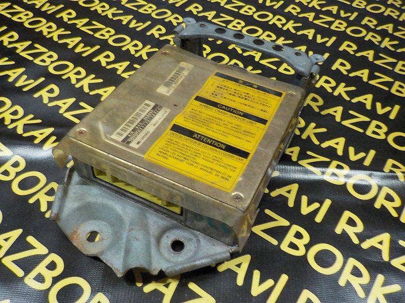 Блок управления airbag Toyota Aristo JZS147 1UZFE 1991