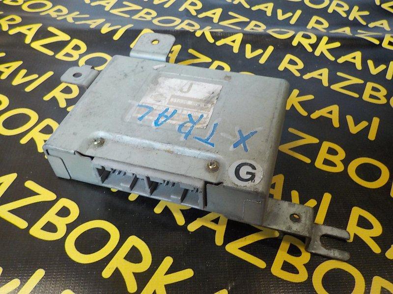 Блок управления акпп Nissan X-Trail NT30 QR20DE