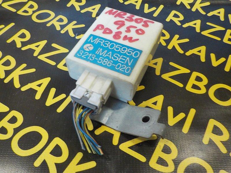 Блок управления 4wd Mitsubishi Delica PD4W 4G64