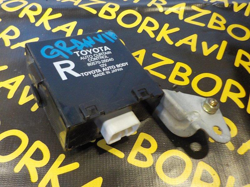 Блок управления шторками Toyota Granvia KCH10 1KZTE 1997