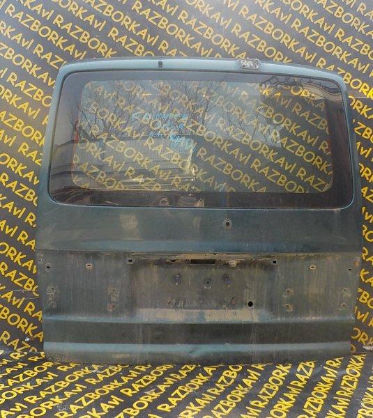 Дверь задняя Mazda Bongo Friendee SGLR WLT 1995 задняя