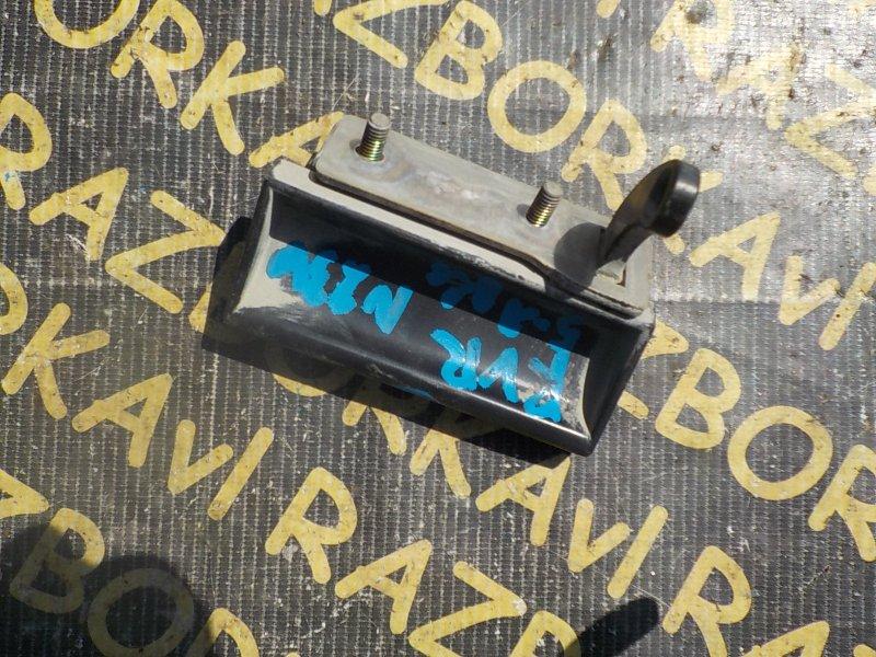 Ручка задней двери Mitsubishi Rvr N23W задняя