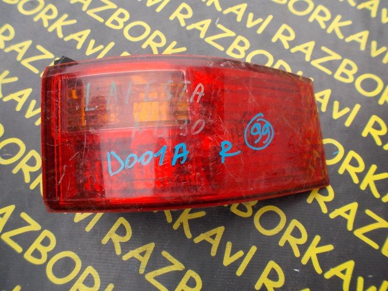 Стоп-сигнал Nissan Lafesta B30 задний правый