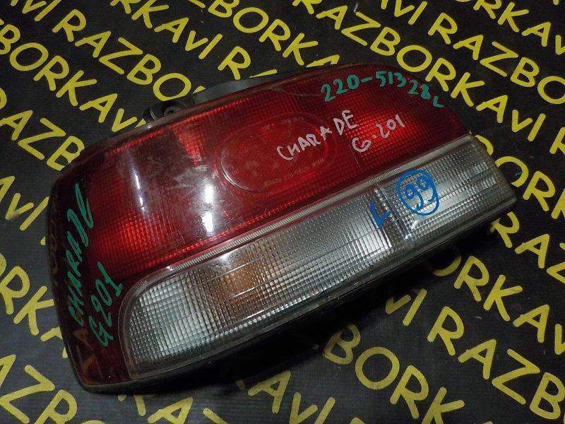 Стоп-сигнал Daihatsu Charade G200S HCE 1993 задний левый