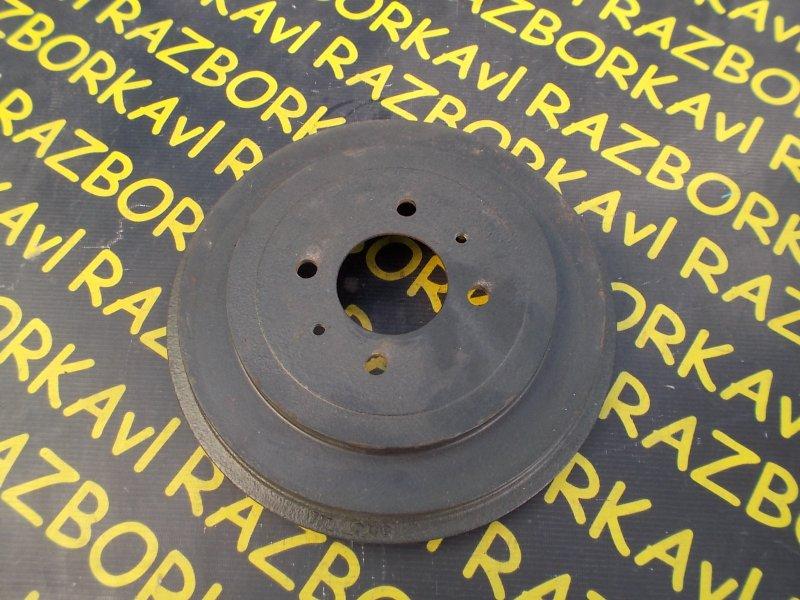 Тормозной барабан Mitsubishi Dingo CQ1A 4G15 1998 задний левый