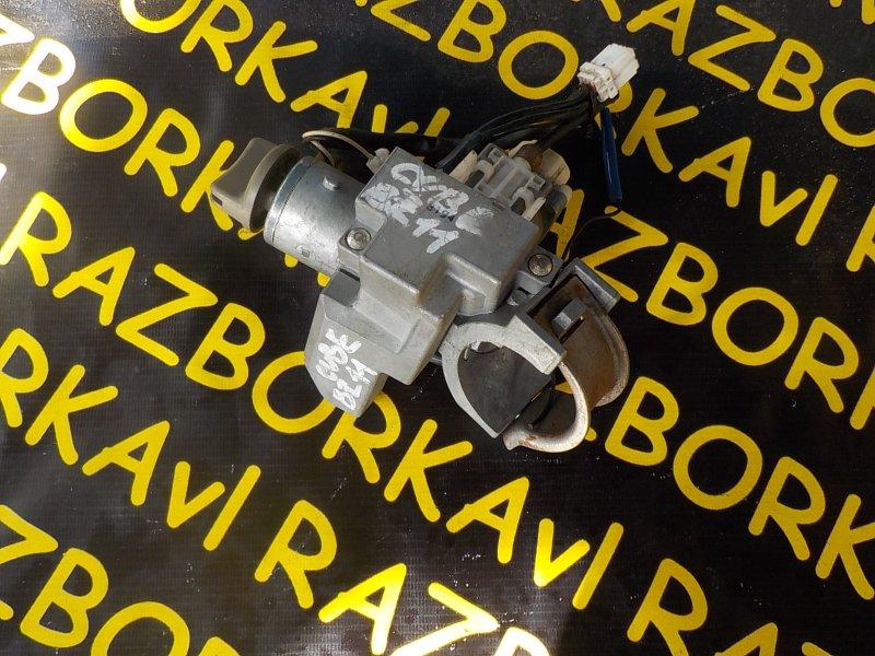 Замок зажигания Nissan Cube BZ11 CR14DE