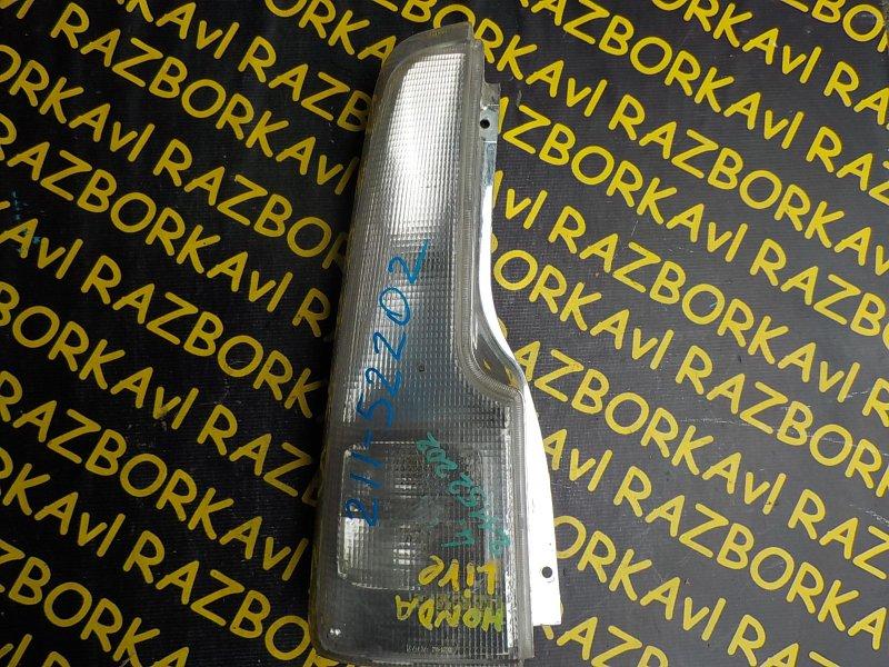 Стоп-сигнал Honda Life JB1 задний левый