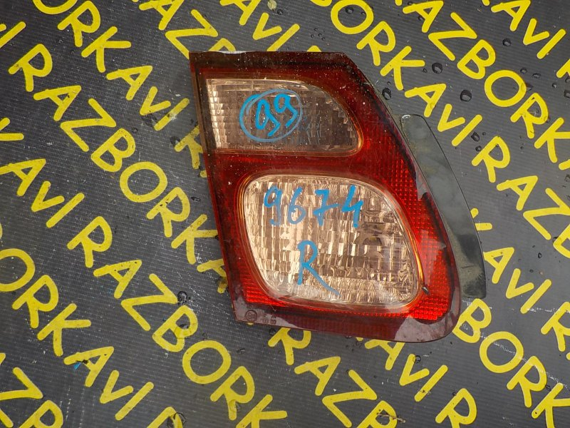 Стоп-вставка Nissan Bluebird Sylphy QNG10 задняя левая