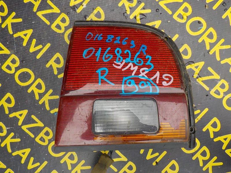 Стоп-вставка Mazda Capella GV8W задняя правая