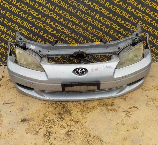 Nose cut Toyota Cynos EL52 4EFE передний