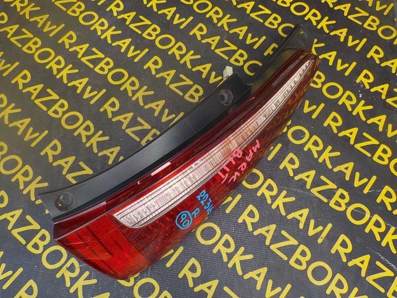 Стоп-сигнал Toyota Mark Ii Blit GX110 задний правый