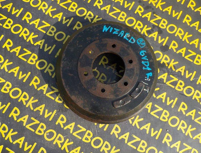 Тормозной барабан Isuzu Wizard UES25 6VD1 задний правый