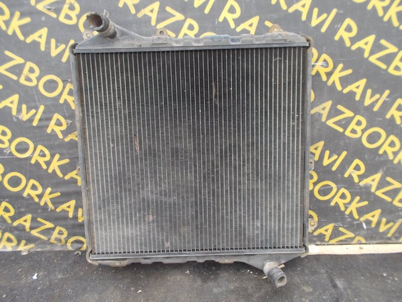 Радиатор основной Toyota Hiace KZH106G 1KZTE 1993