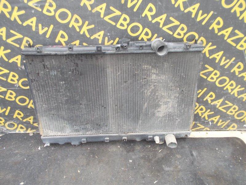 Радиатор основной Mitsubishi Libero CB8V 4D68