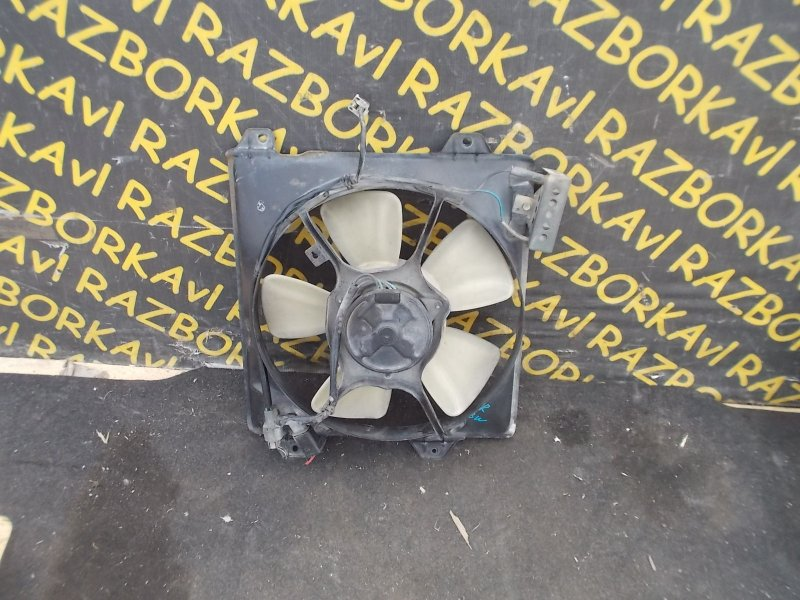 Вентилятор радиатора Mitsubishi Rvr N23W 4G63