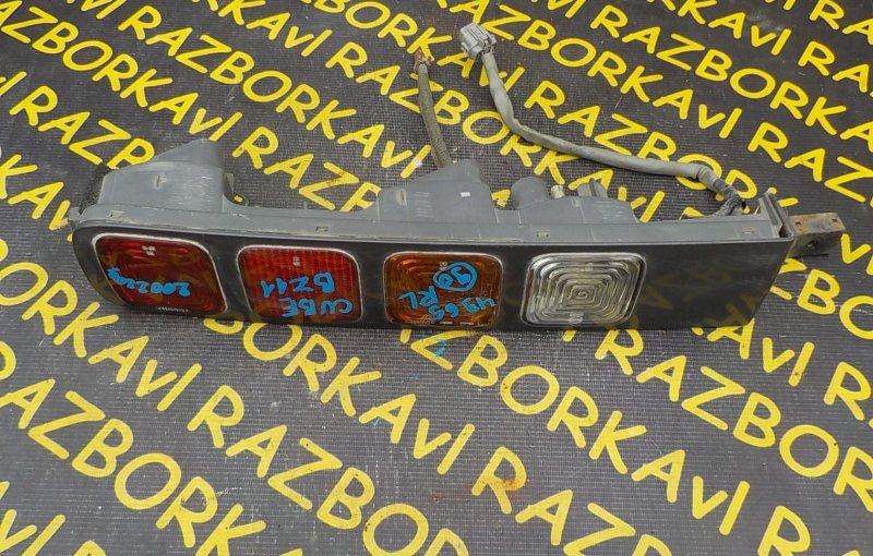 Стоп-сигнал Nissan Cube BZ11 задний левый