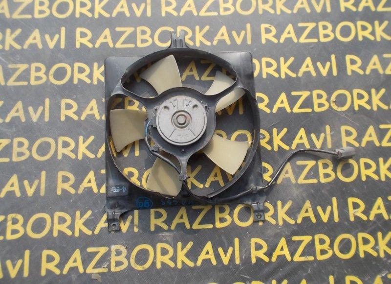 Вентилятор радиатора Suzuki Liana M16A