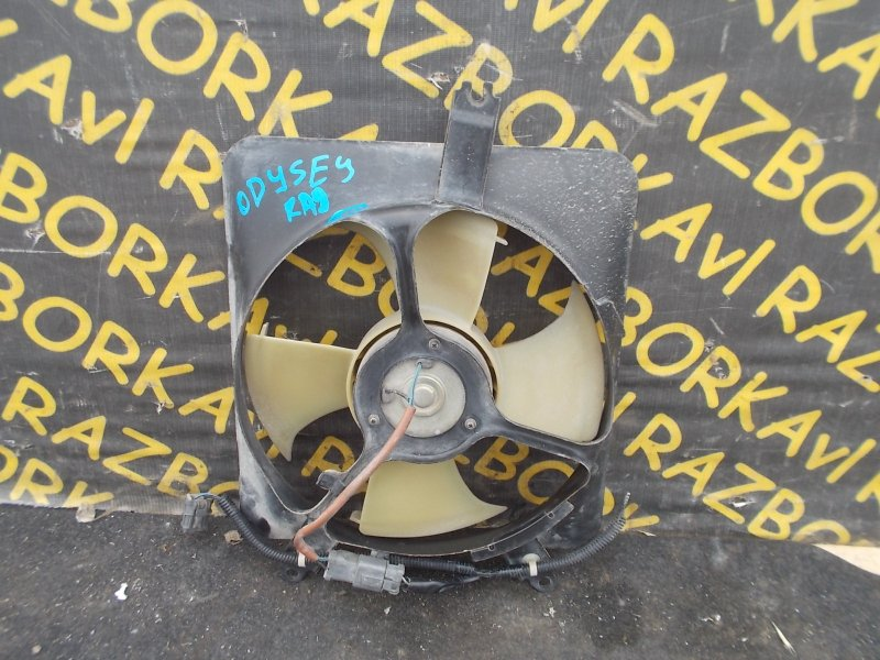 Диффузор Honda Odyssey RA6 J30A
