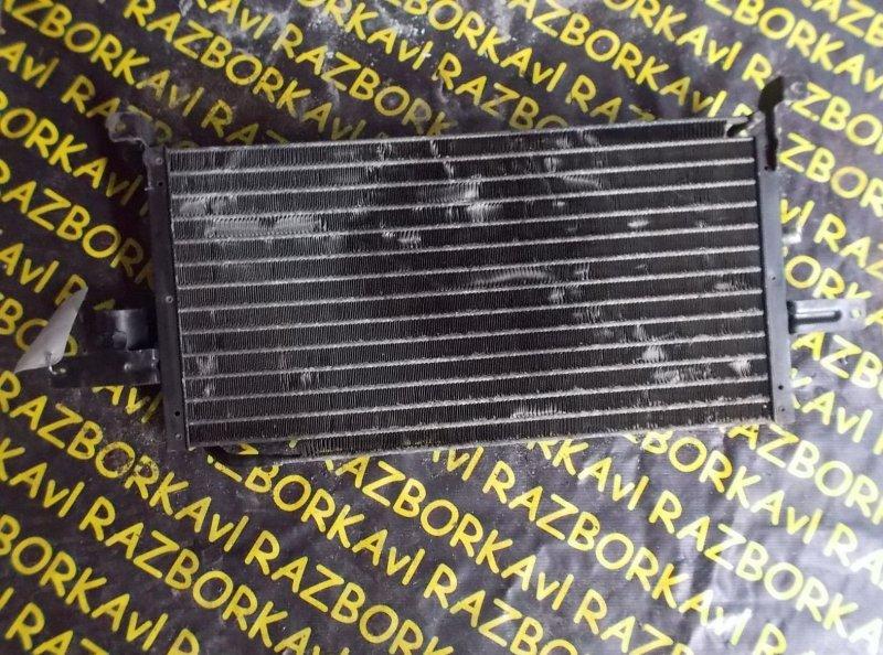 Радиатор кондиционера Isuzu Mu UCS55DW 4JB1T
