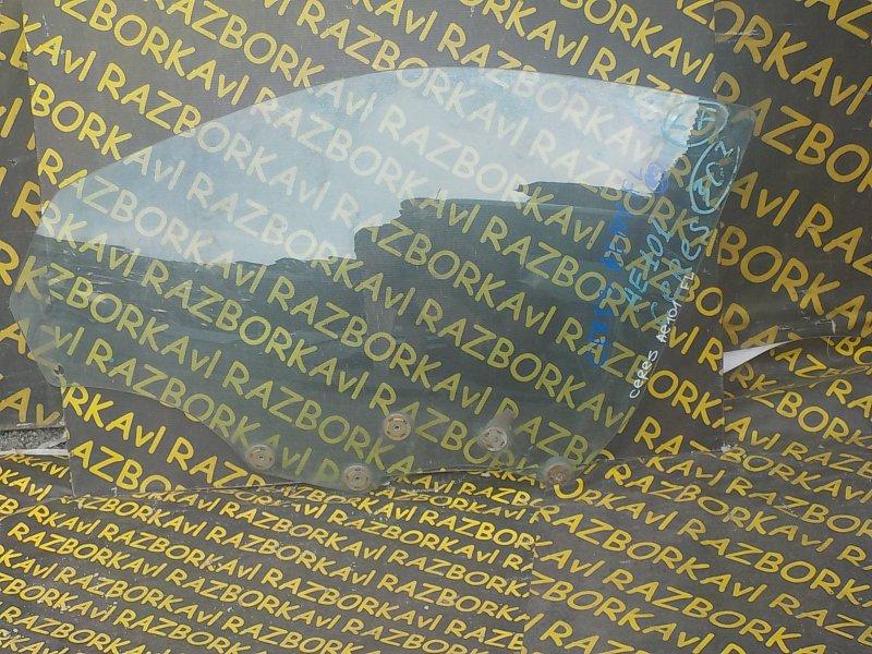 Стекло Toyota Corolla Ceres AE101 переднее левое